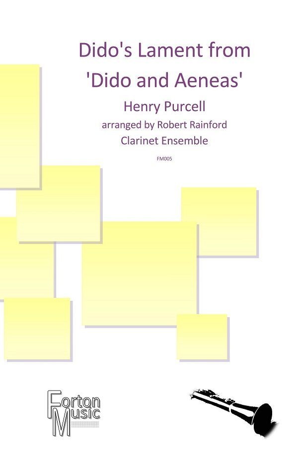 Dido's Lament from Dido and Aeneas