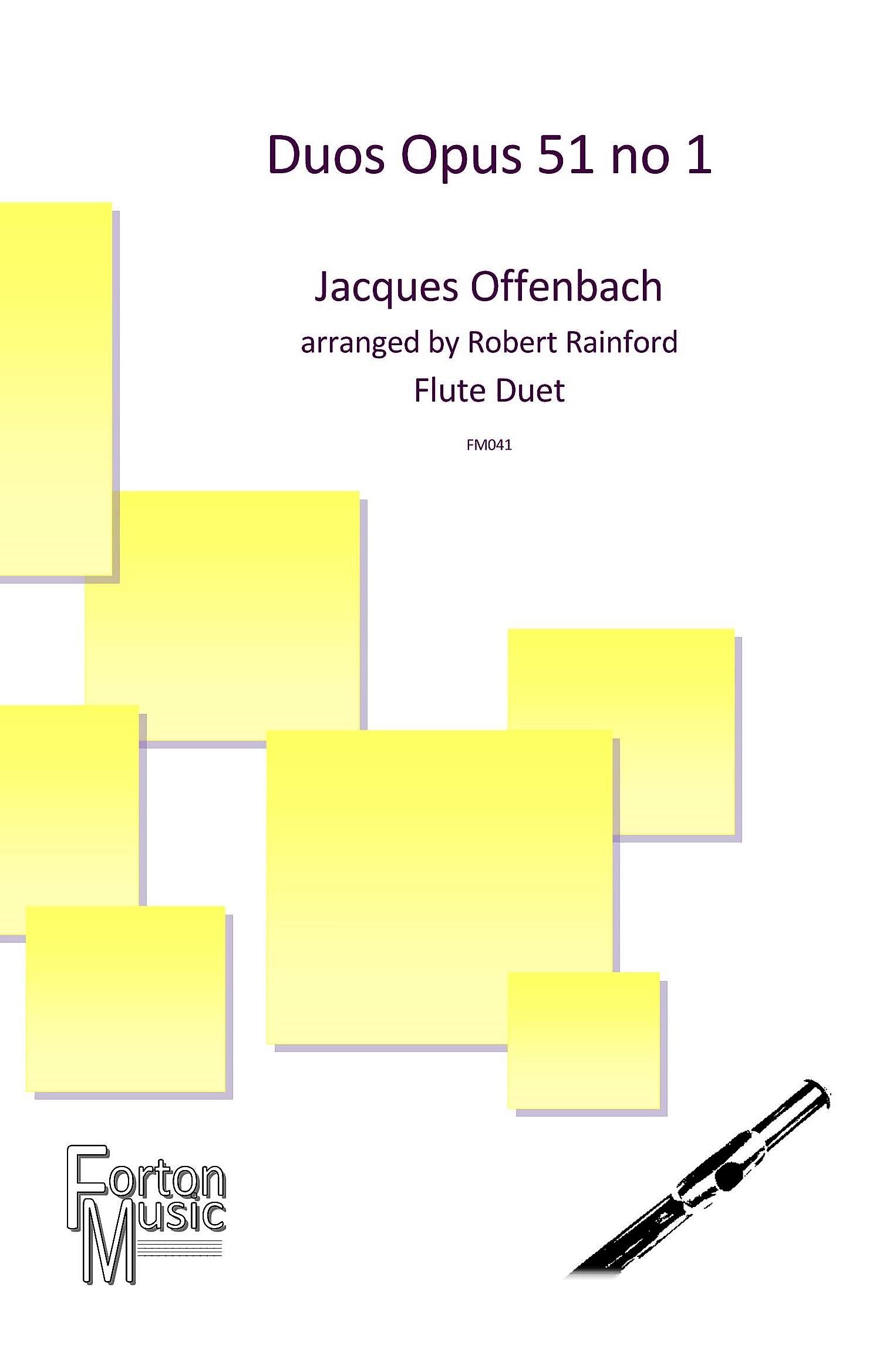 Duos Opus 51 no 1
