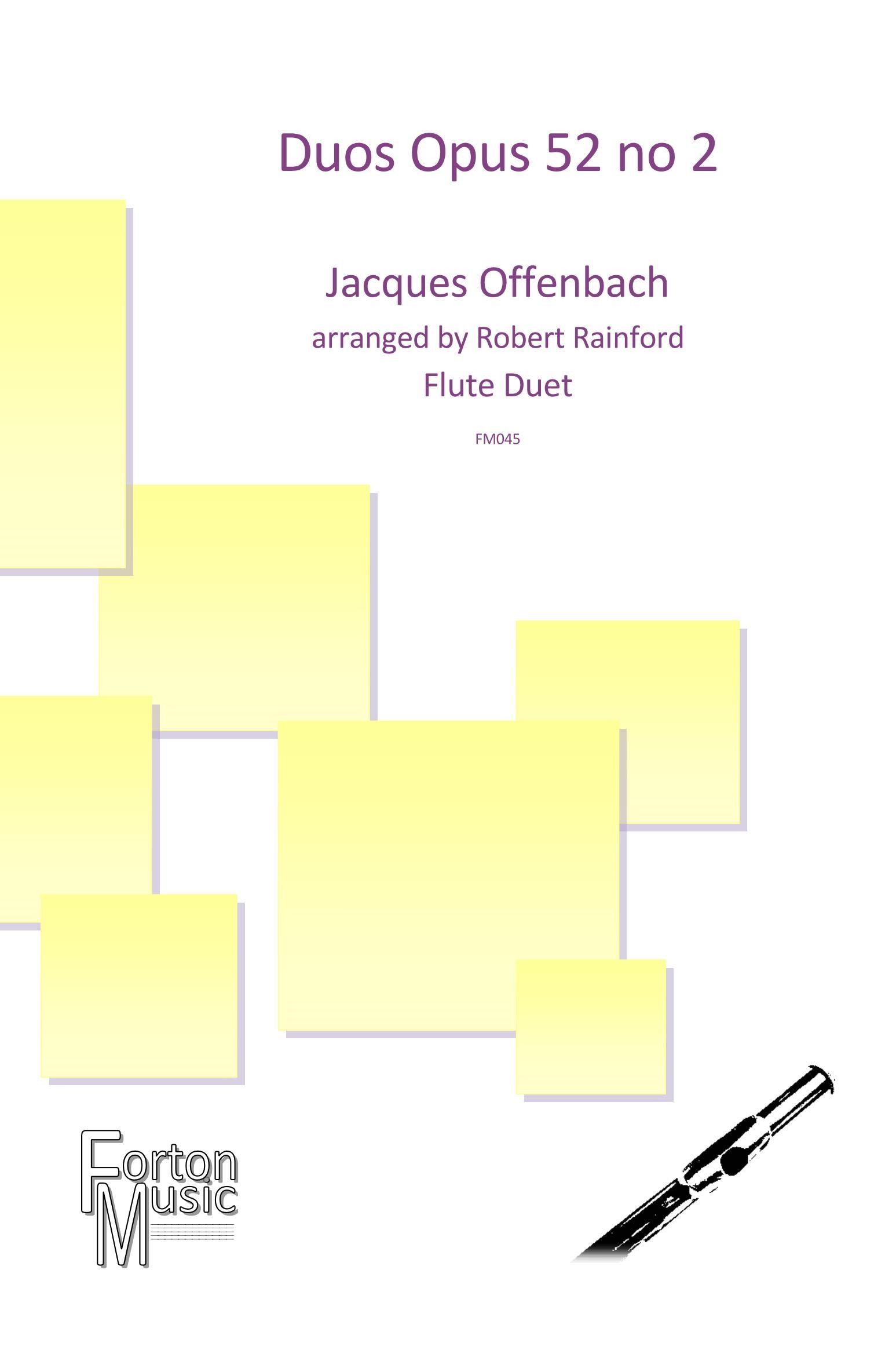 Duos Opus 52 no 2