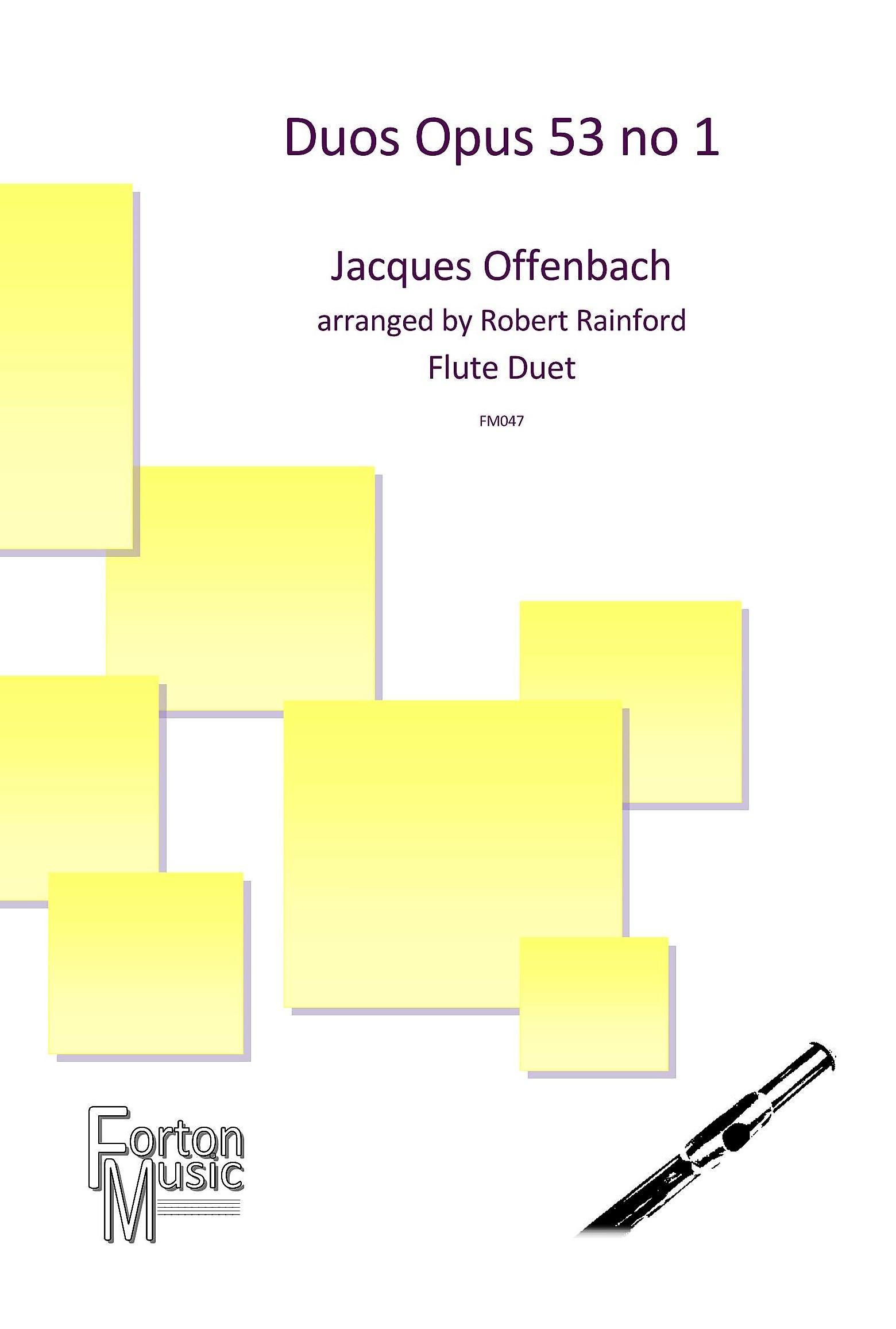 Duos Opus 53 no 1