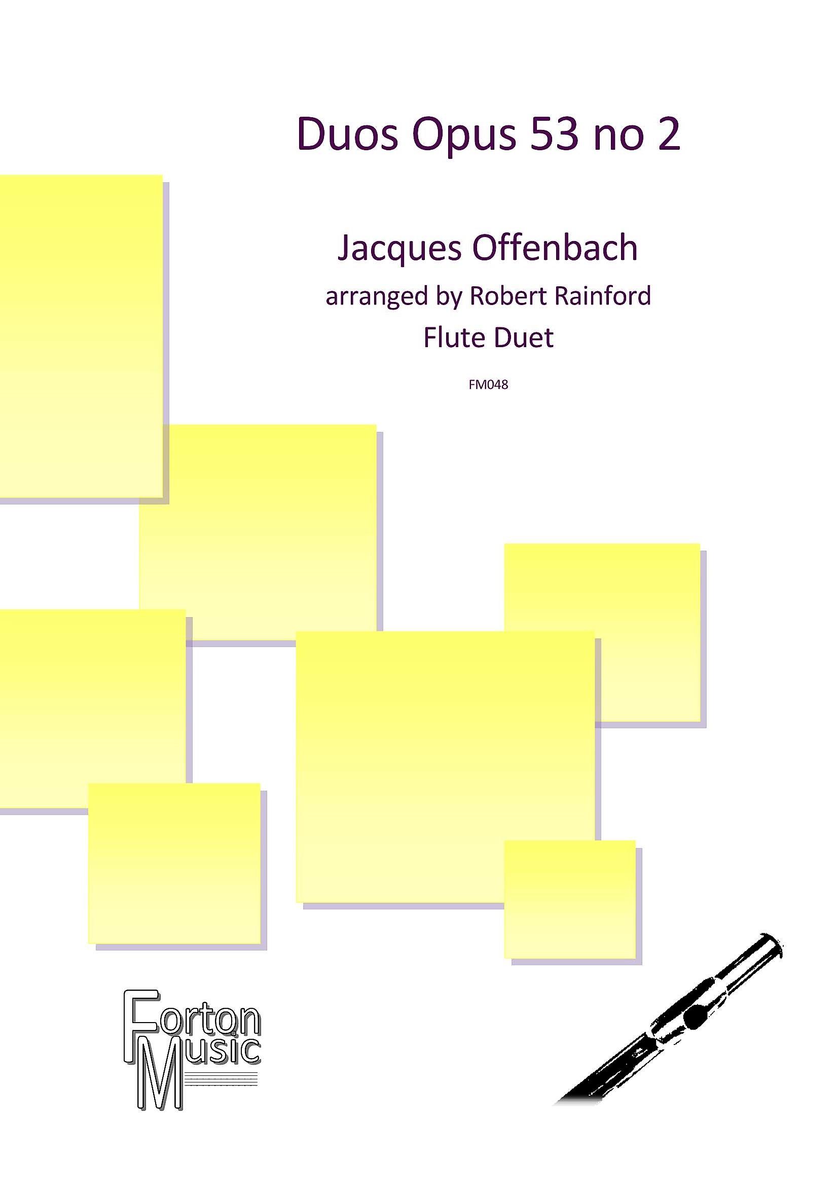 Duos Opus 53 no 2