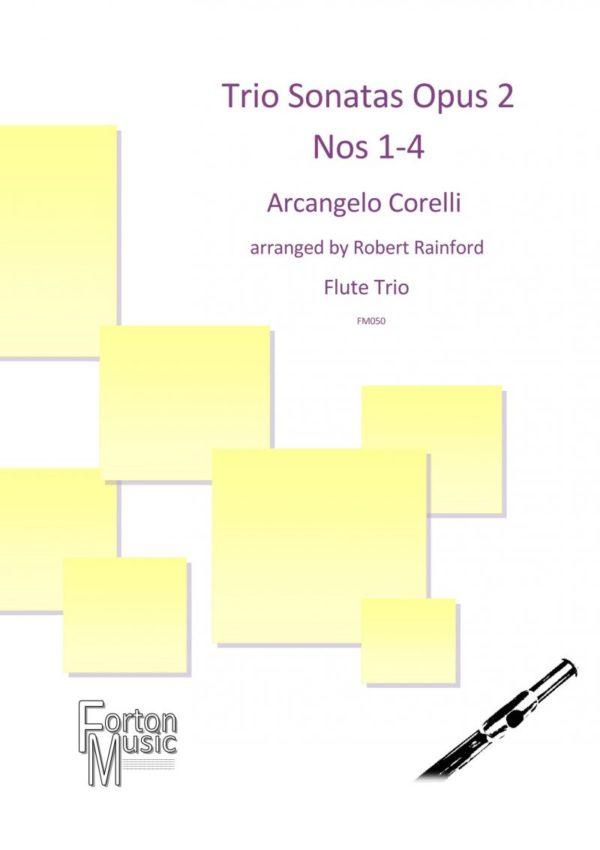 Trio Sonatas Op 2 nos 1-4