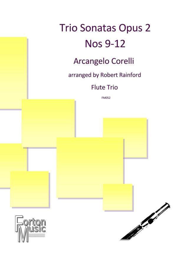 Trio Sonatas Opus 2 nos. 9-12