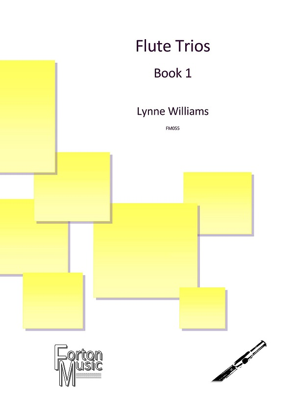 Flute Trios Book 1