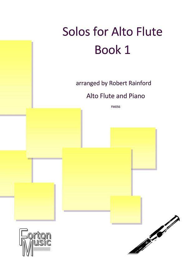 Solos for Alto Flute Book 1