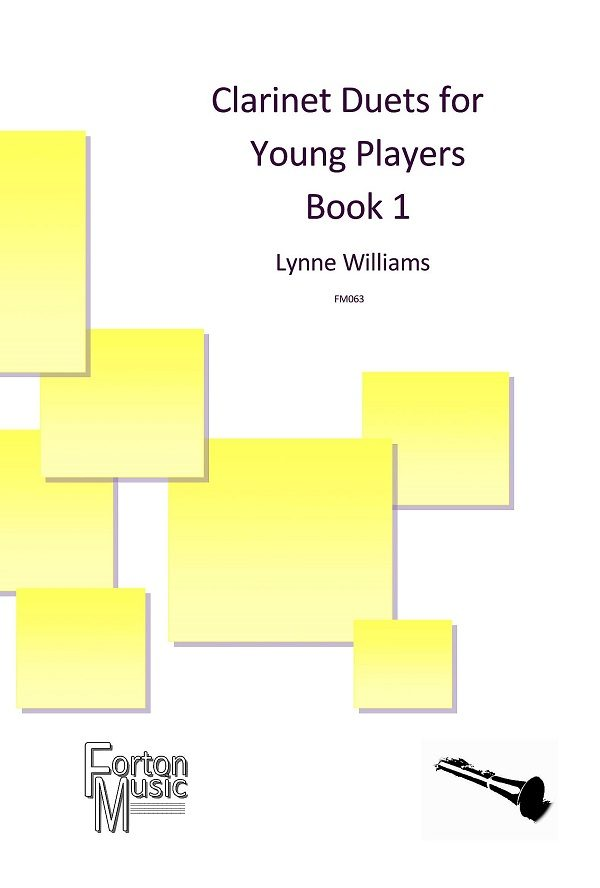 Clarinet Duets for Young Players Book 1
