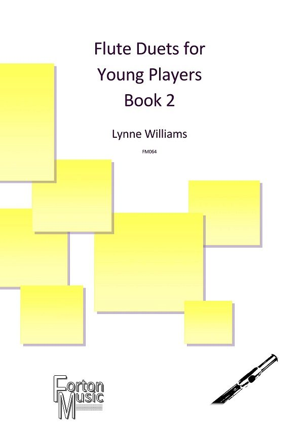 Flute Duets for Young Players Book 2