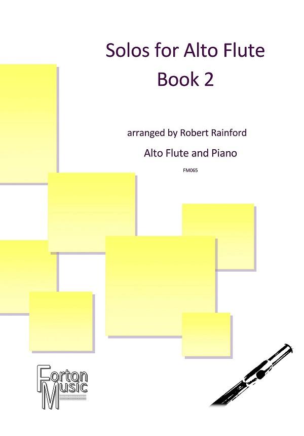 Solos for Alto Flute Book 2