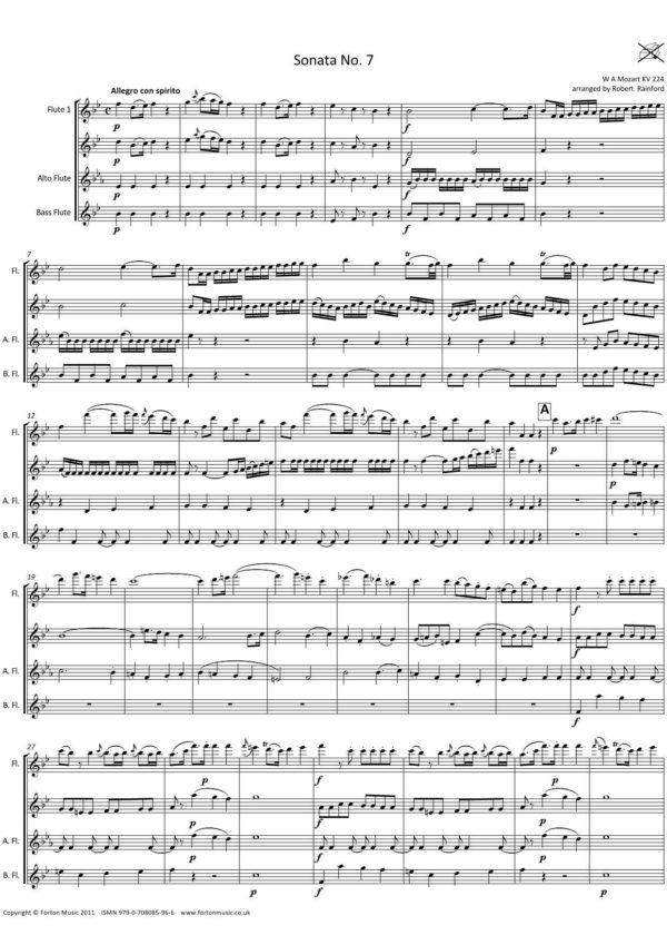 Church Sonatas nos 7 - 9
