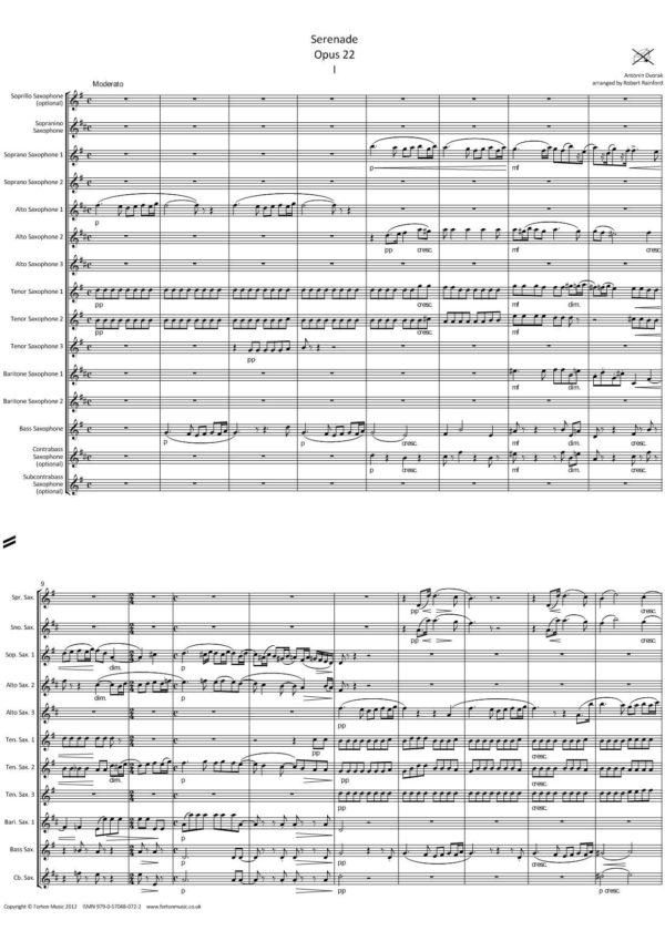 Serenade Opus 22