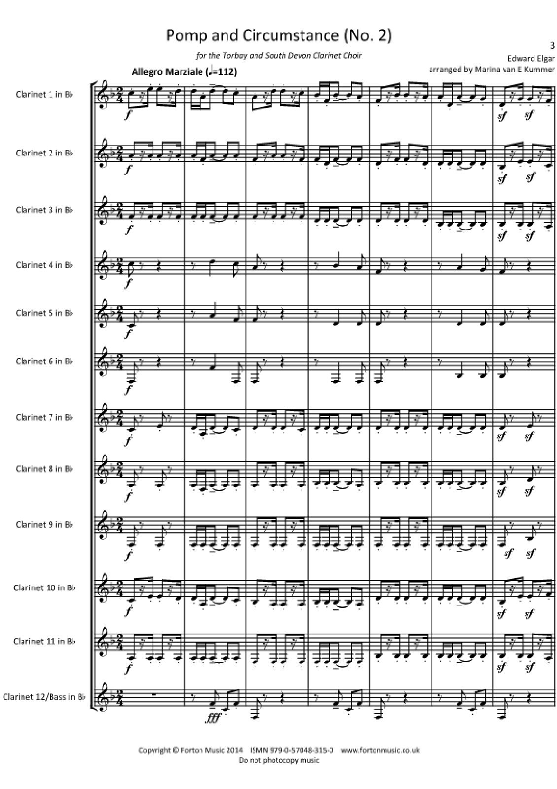 Pomp and Circumstance no 2