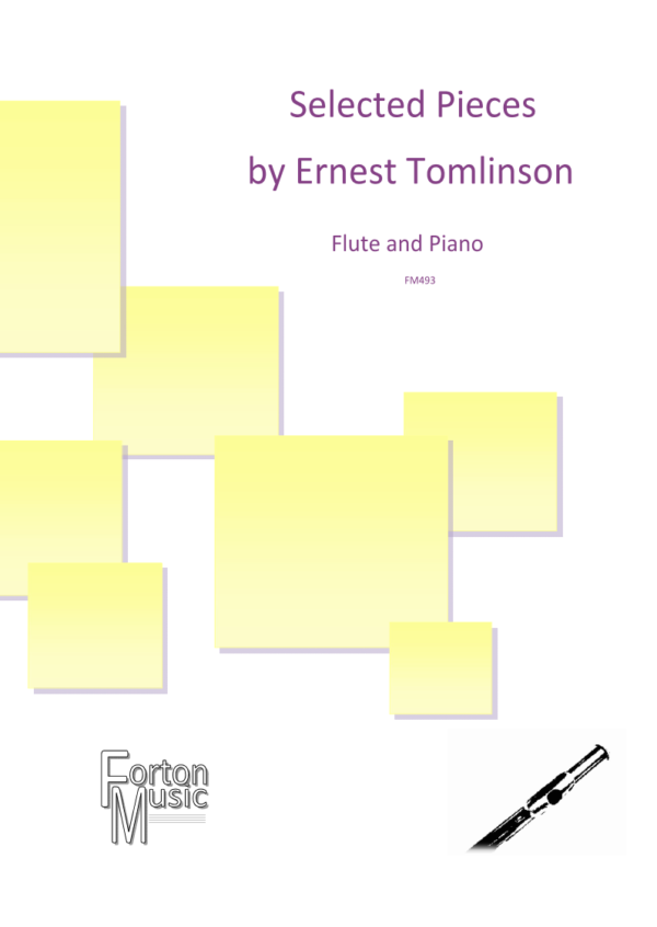 Selected Pieces by Ernest Tomlinson Volume 1