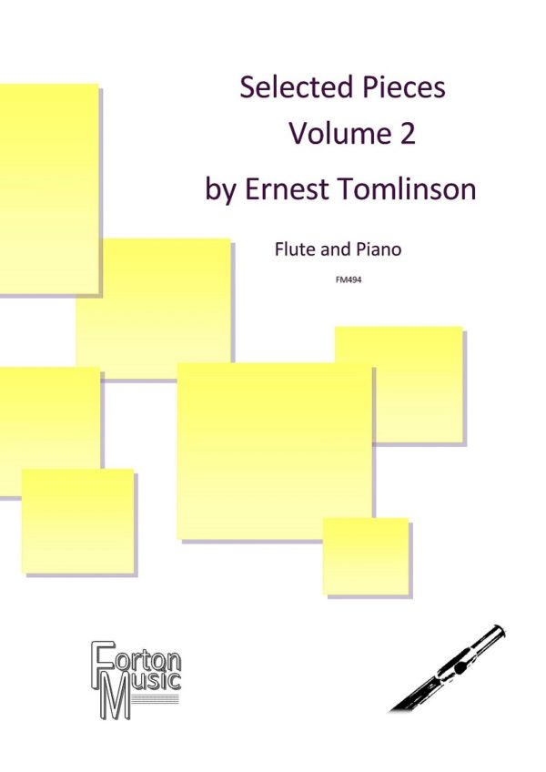 Selected Pieces by Ernest Tomlinson Volume 2