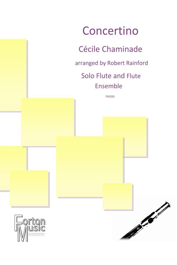 Concertino for Flute Op. 107
