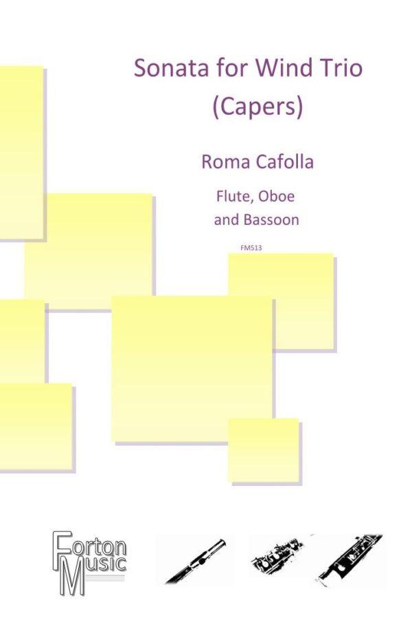 Sonata for Wind Trio (Capers)