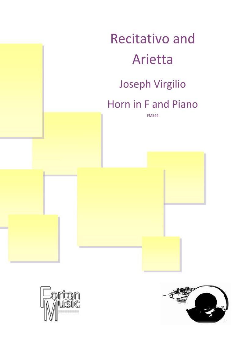 Recitativo and Arietta