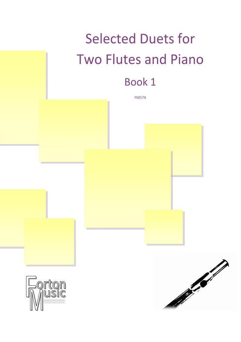 Selected Duets Book 1