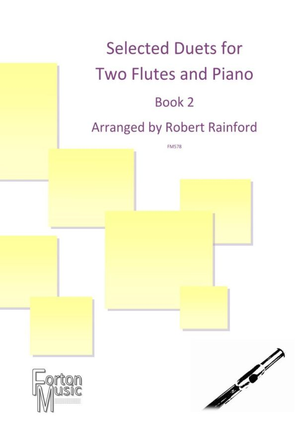 Selected Duets Book 2