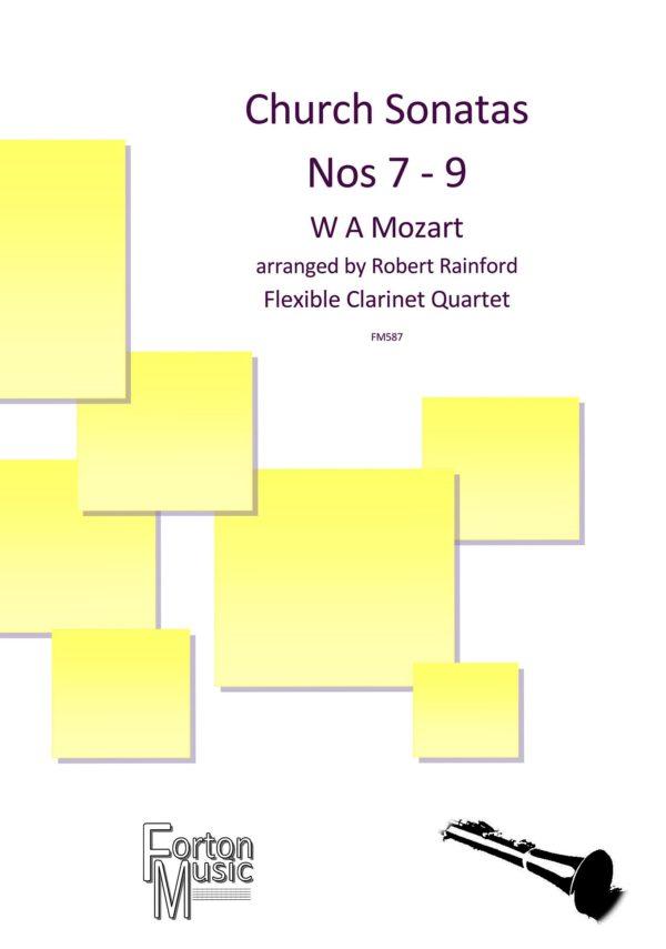 Church Sonatas No. 7-9