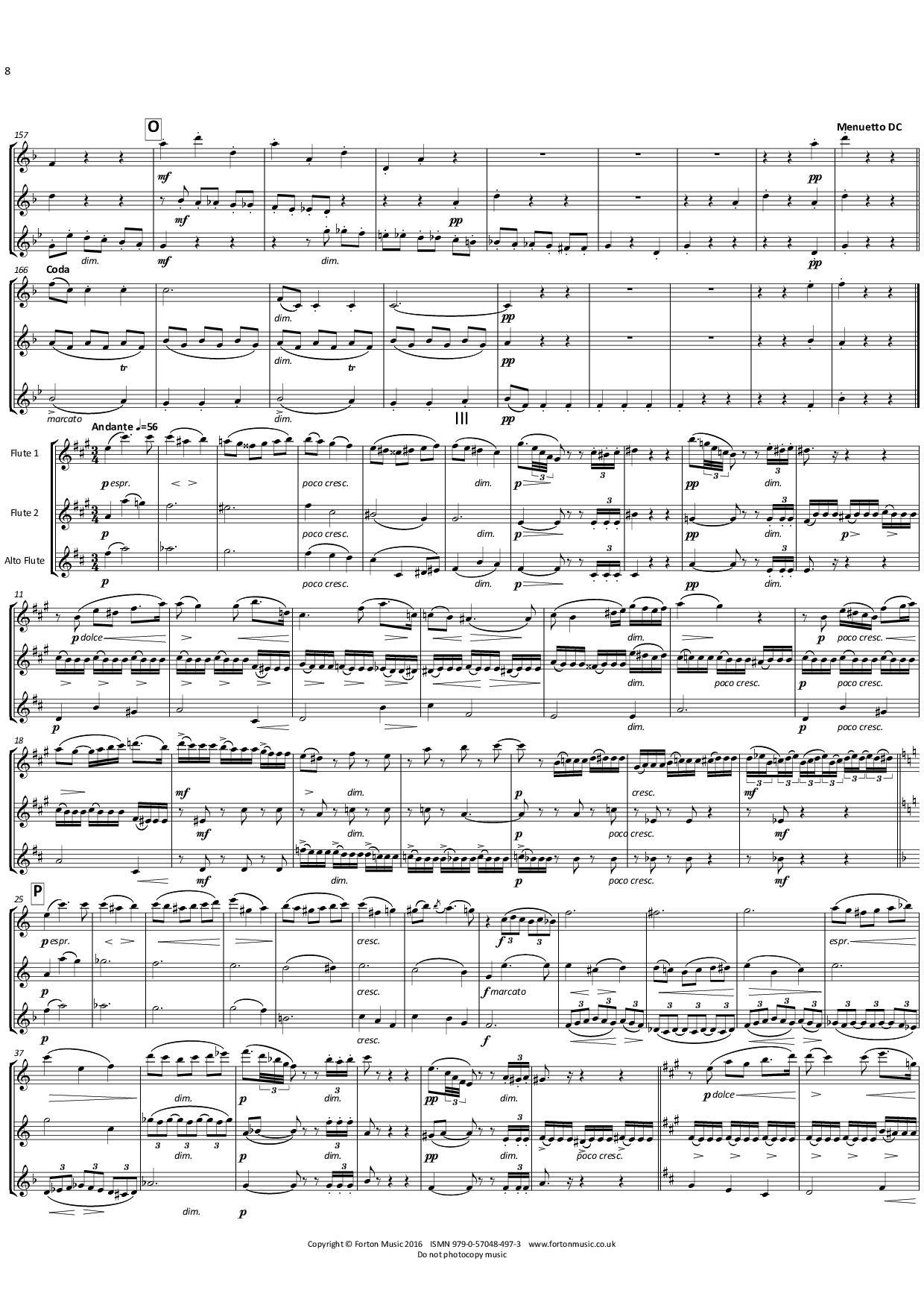 Trio in D Major, Op. 21