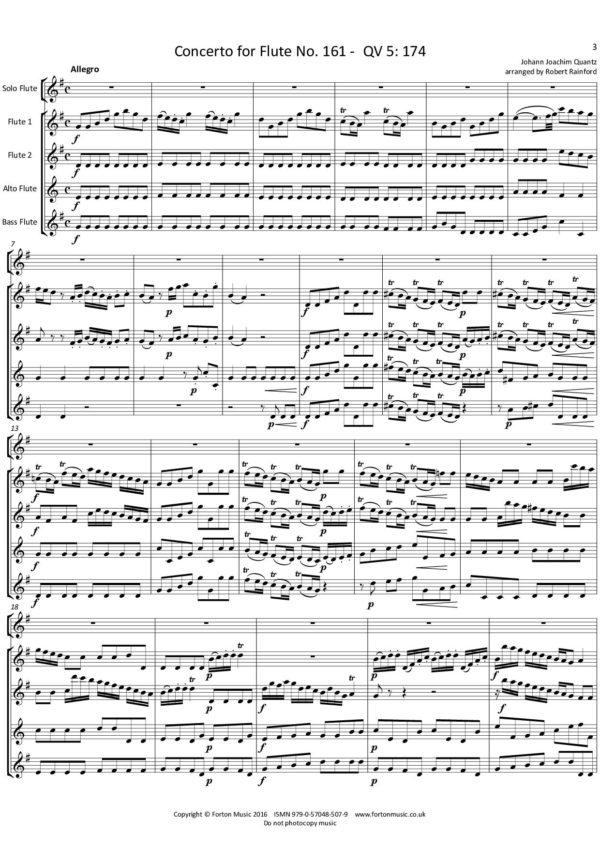 Concerto No. 161 in G QV5:174