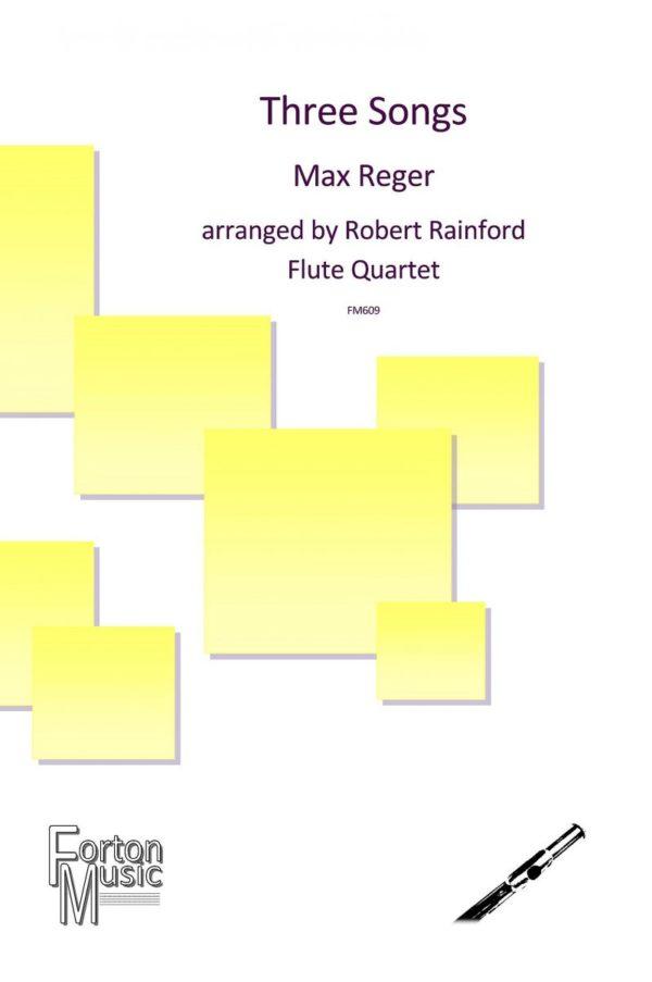 Three Songs Op. 111b