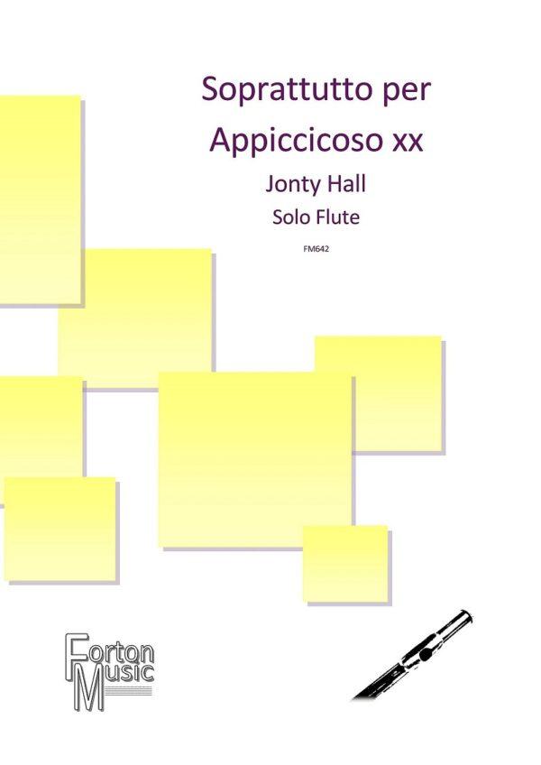 Soprattutto per Appiccicoso xx