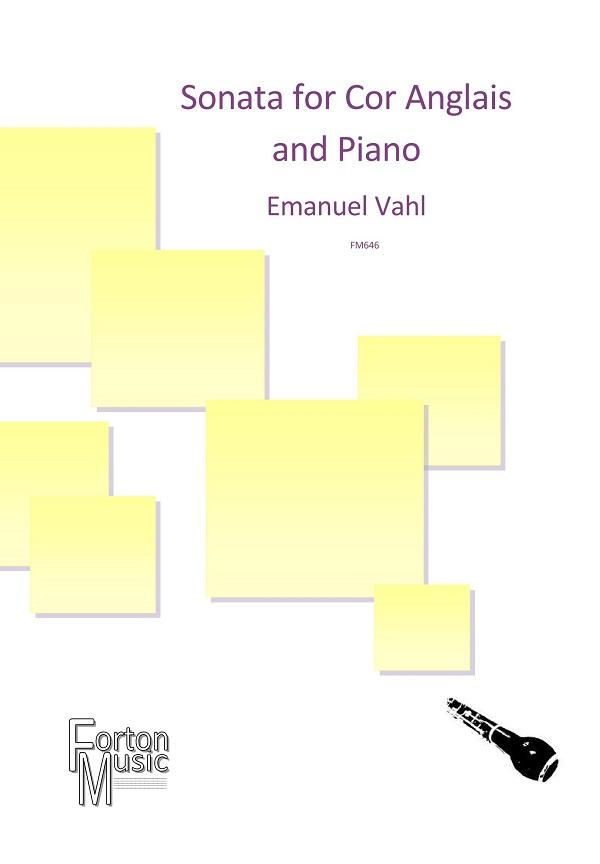 Sonata for Cor Anglais and Piano