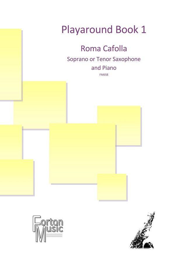 Playaround Book 1