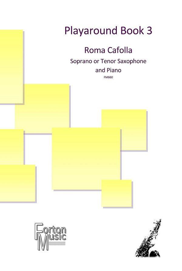 Playaround Book 3