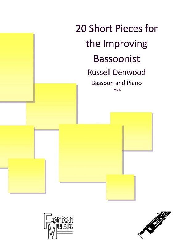20 Pieces for the Improving Bassoonist