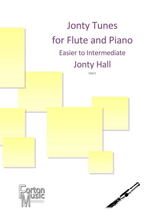 Jonty Tunes - Easy to Intermediate