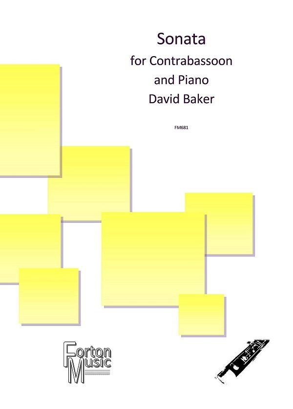 Sonata for Contrabassoon and Piano
