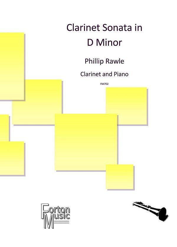 Clarinet Sonata in D minor
