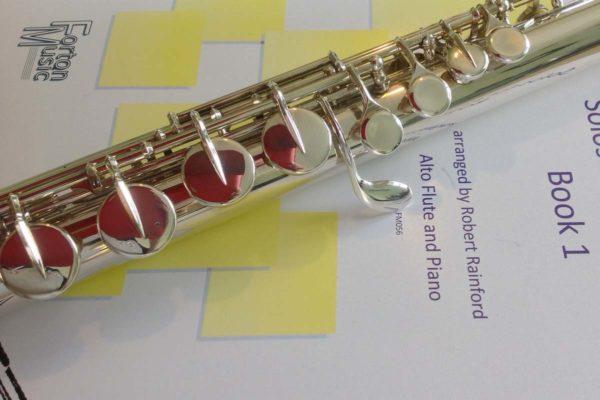 Alto Flute And Piano