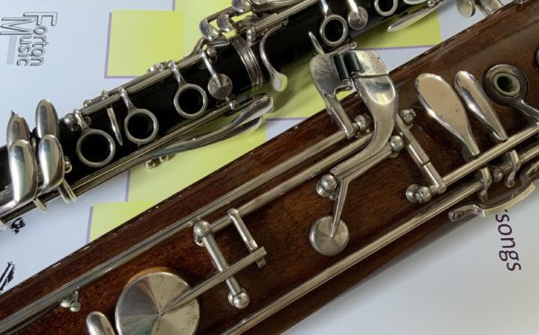 Clarinet and Bassoon