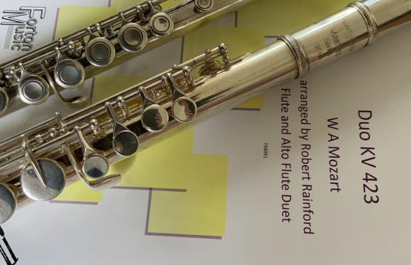 Flute and Alto Flute